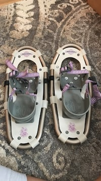 Kids snowshoes - LL Bean Winter Walkers
