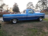 Ford - Ford 1972 nice truck good condition runs go Henrico, 23294