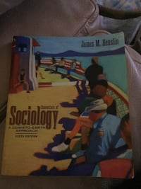Essentials of Sociology sixth edition textbook Oakville, L6M