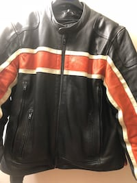 Wilson Leather Motorcycle Jacket  Ashburn, 20147