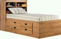 Captains bed  Chilliwack, V2R 3W3