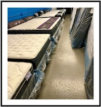 Quality Brand New Queen Mattresses Bealeton
