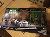 Star Wars storm trooper toy pack