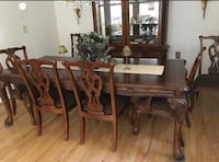 Dining room table and chairs  La Plata, 20646