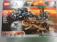 LEGO Jurassic World 75929 - BRAND NEW SEALED Mississauga, L5J 1J7