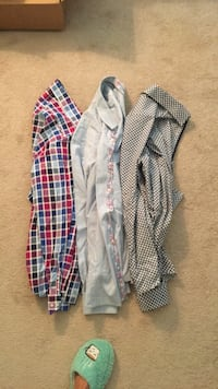 3 men's dress shirts  Frederick, 21703