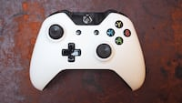 white and black Xbox One controller Markham, L3S 3Y6