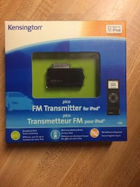 FM Transmitter for IPod  Clearwater, 33755