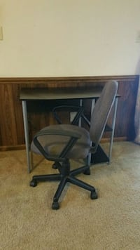 Computer table and chair .for sale $50. Arlington