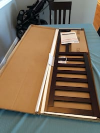 Sorelle Verona toddler crib rail kit Pembroke Pines, 33028
