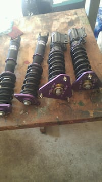 D2 coilovers for nissan maxima Humble, 77396