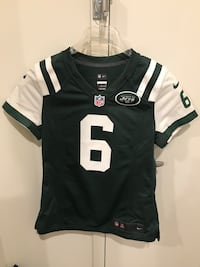 Authentic Women's Jets Jersey- Size Small Kearny, 07032