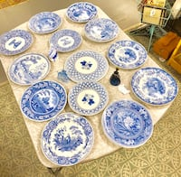 Markdown on Spode Blue Room Collection
