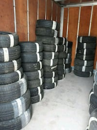 Gomme nuove ed usate 7261 km