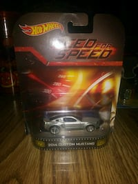 Hot Wheels Need For Speed Mustang R/R Williamsport, 17701