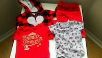 Christmas/ Holiday cosy set Vaughan, L4J 8N2