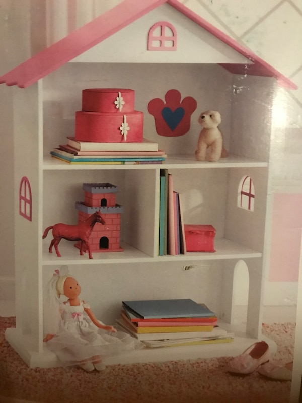 Circo Dollhouse Bookcase New In Box I Have 2 Available 55 Each