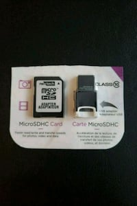 Micro SD adapter and USB adapter Toronto, M4T 1N6