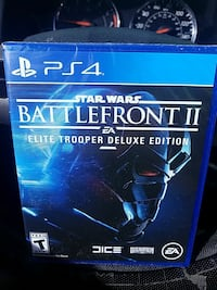 Ps4 battlefront 2 deluxe edition