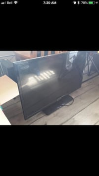 black wooden TV stand screenshot Edmonton, T6C 2B8