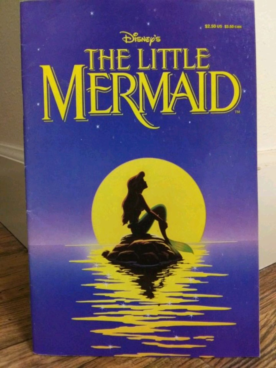 Photo Disney's The Little Mermaid Official Movie Adaptat