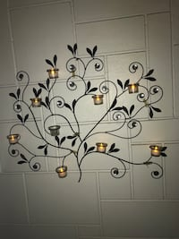 Wall candle holder 805 mi