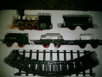 Plastic trains with track Bayport