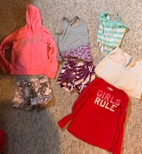 Girls size 7 clothing $2 each Hamilton, L9C 0C7