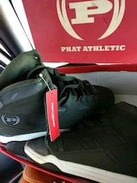 Phat Farm Sneakers (size 81/2) new