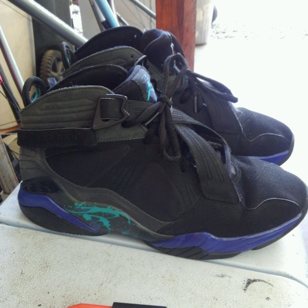 best cheap 6ee4e cc159 Air Jordan Retro 8 old school size 11 1 2