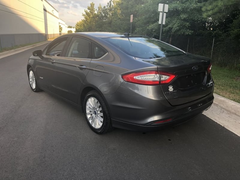 Ford Fusion 2014 4