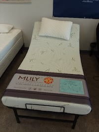 Right Now 55% to 80% off all new mattresses and adjustables!!!