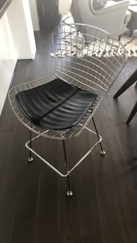 Reproduction of Harry Bertoia wire counter stool Vancouver, V6B 3A4