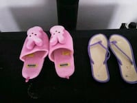 Peeps size small slippers   Fall River, 02724