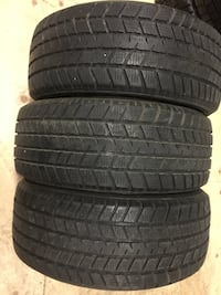 Just only 3 tires GT winter tires 185/55/r15 Toronto, M9W 6T6