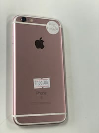 iPhone 6s 64gb Locked to T-Mobile  Rancho Cordova, 95670