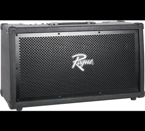 used rogue sc80r 80w 2x10 stereo chorus guitar com amp for sale in cumming letgo. Black Bedroom Furniture Sets. Home Design Ideas