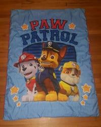 Toddler Paw Patrol Bedding Set Chicago, 60647