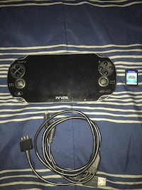 PlayStation Vita w/ charger & PlayStation All Stars Battle Royale Game Silver Spring, 20906