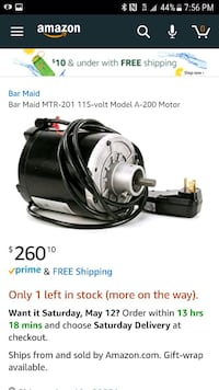 black and gray and black and gray fishing reel Lancaster, 93535