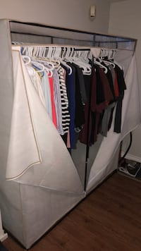 Clothes Garment Rack with Cover Guelph, N1H 6V9