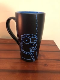 Universal Studios The Simpsons Marge Simpson Matted Mug Richmond, V7E 6M9