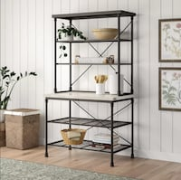 New Bakers Rack - 90% off Wayfair Toronto
