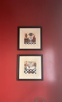 Pictures- set of two for $25