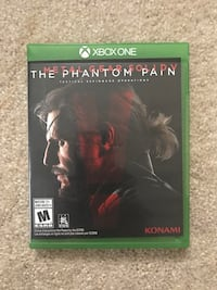 Metal gear phantom pain Xbox one Sayreville, 08872