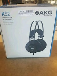 K52 headphones Ajax, L1S 4E5