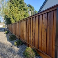 Fence and gate installation