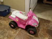 BATTERY OPERATED PRINCESS JEEP Caledon