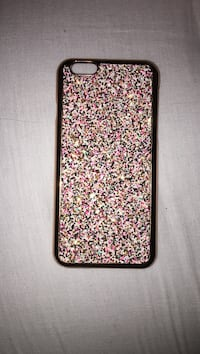 black and pink iPhone case Humble, 77346