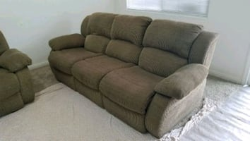 Reclining Sofa Set